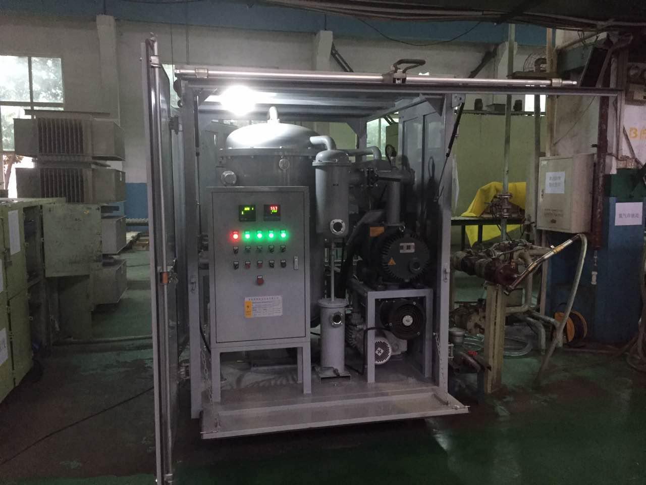 武汉变压器公司-订购高效双级真空滤油机
