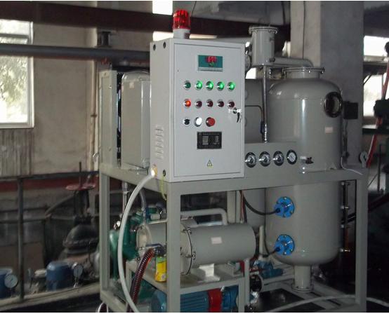 河南电厂订购-透平油快速脱水机